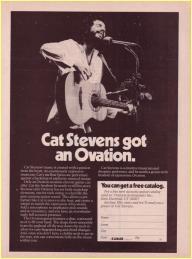 Cat Stevens Ad 1